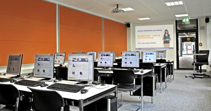 Bild Schulungsraum