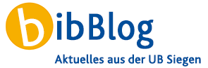 BibBlog - Weblog der Universität Siegen Logo