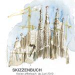 Cover Reihe hell - Skizzenbuch-Afflerbach