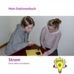 Cover Stationenbuch Strom