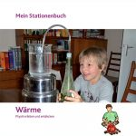 Cover Stationenbuch Wärme