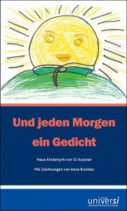"""""""Und jeden Morgen ein Gedicht"""" Cover"""